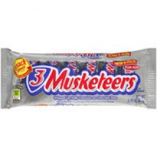 3 Musketeers Snack Size Candy Bars (3.3 oz. - 6-Pack)
