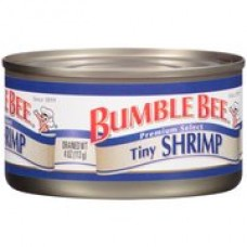 Bumble Bee Tiny Shrimp, 4 oz