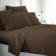 Becky Cameron 1800 Thread Count Microfiber Twin Sheet Set