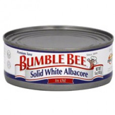 Bumble Bee Solid White Albacore in Oil, 5 oz