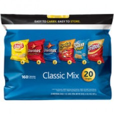 Frito-Lay Classic Mix Variety Pack (20 - 1 oz. bags)
