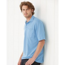 JERZEES - SpotShield™ 50/50 Sport Shirt with a Pocket - 436MPR