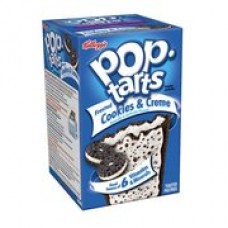 Kellogg's Pop Tarts - Frosted Cookies & Creme Toaster Pastries (14.1 oz. per 8 Count)