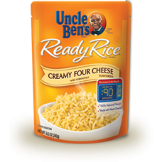 Uncle Ben's Creamy Four Cheese Ready Rice With Vermicelli, 8.5 oz