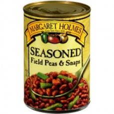 Margaret Holmes Seasoned Field Peas & Snaps, 14.5 oz